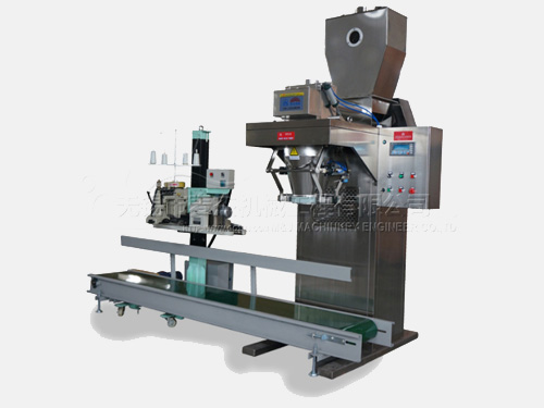 Powder filling packing machine